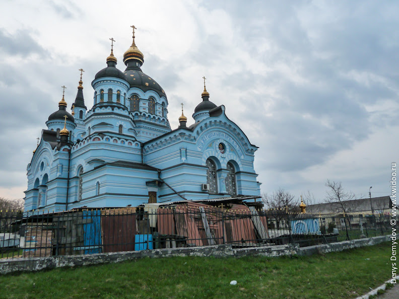 Храм в Красноармейске