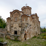 8. The Church of St. George. XI Century. The Village of Staro Nagoricane