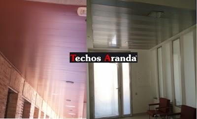Falsos techos en Arroyomolinos