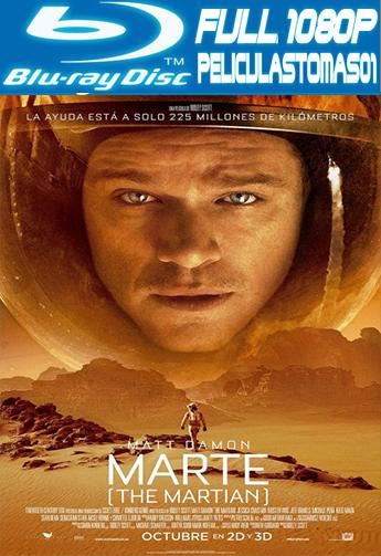 Misión Rescate (The Martian) (2015) BRRipFull 1080p (DTS)