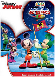 A Casa Do Mickey Mouse: Aventura no Espaço Online Dublado