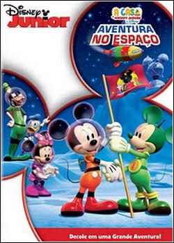 Filme Poster A Casa do Mickey Mouse: Aventura no Espaço DVDRip XviD & RMVB Dublado
