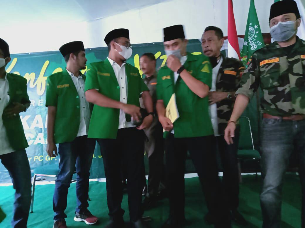 Izzul Ashlah Terpilih Lagi Pimpin GP Ansor Jember