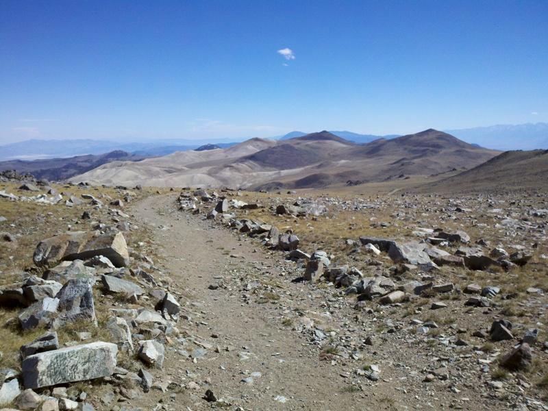 White Mountain Peak • White Mountain Road