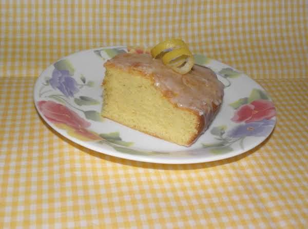 Grandma Bastow's Lemon Velvet Cake Recipe