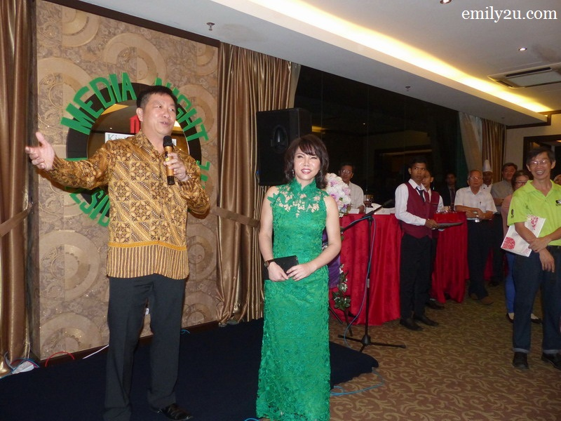 Kinta Riverfront Hotel Media Night