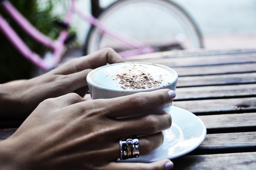 Café by Robby Campbell