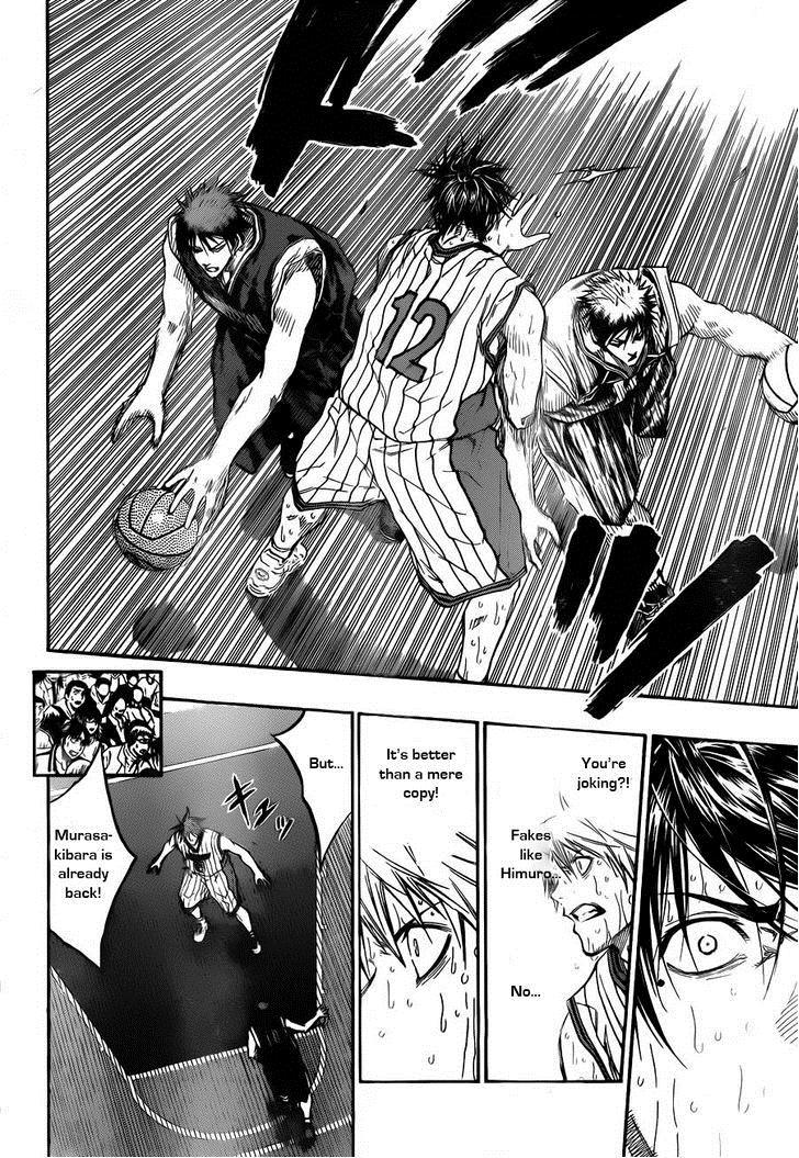 Kuroko no Basket Manga Chapter 165 - Image 08