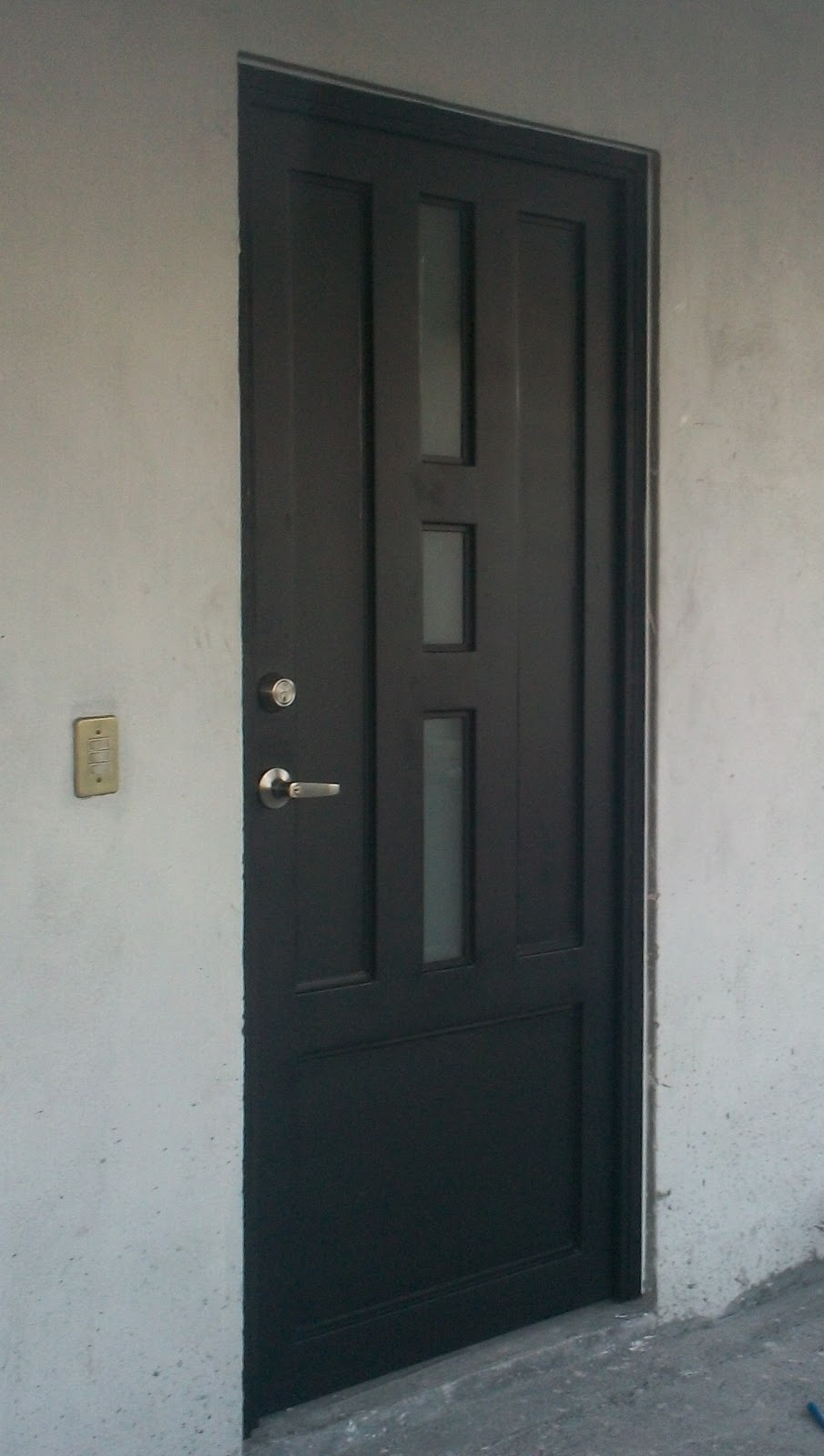 Fotos puertas principales com portal pelautscom picture for Puertas de herreria forjada