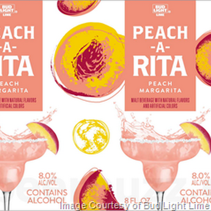 Bud Light Lime - Peach-A-Rita, Grape-A-Rita, Lemon-Ade-Rita, Lime-A-Rita, Straw-Ber-Rita & Orange-A-Rita 8oz Cans