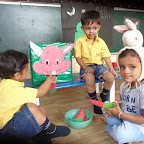 Introduction of Rabbit (Playgroup) 04.07.2016