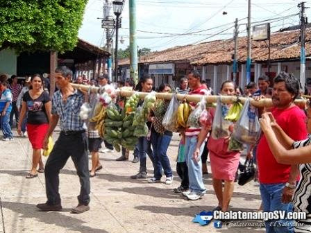 Chalatecos celebraron sus fiestas patronales 2013