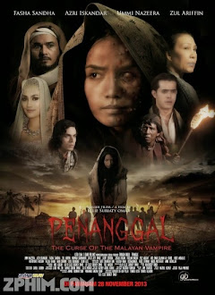 Ma Nữ - Penanggal: The Curse Of The Malayan Vampire (2013) Poster