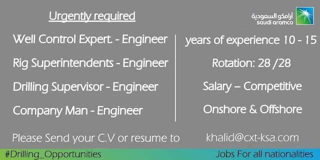Oil and Gas Jobs: Drilling Opportunities