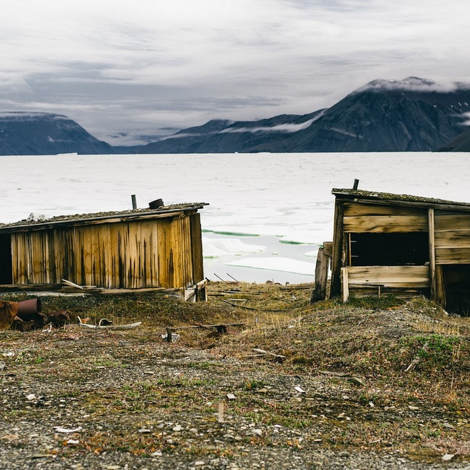 Fort Conger: Robert Peary's Arctic Hut