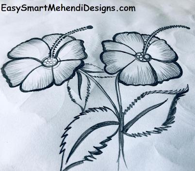 hibiscus-pair-tattoo
