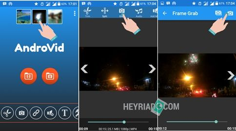 Mengabadikan momen penting tak hanya dilakukan dengan mengambil foto saja Cara Mengambil Foto atau Gambar Dari Video di Android