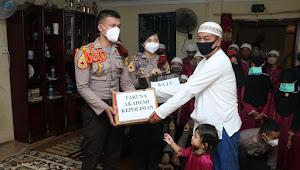 Peringati Sumpah Pemuda, Taruna Akpol Gelar Baksos Serentak Di Seluruh Indonesia
