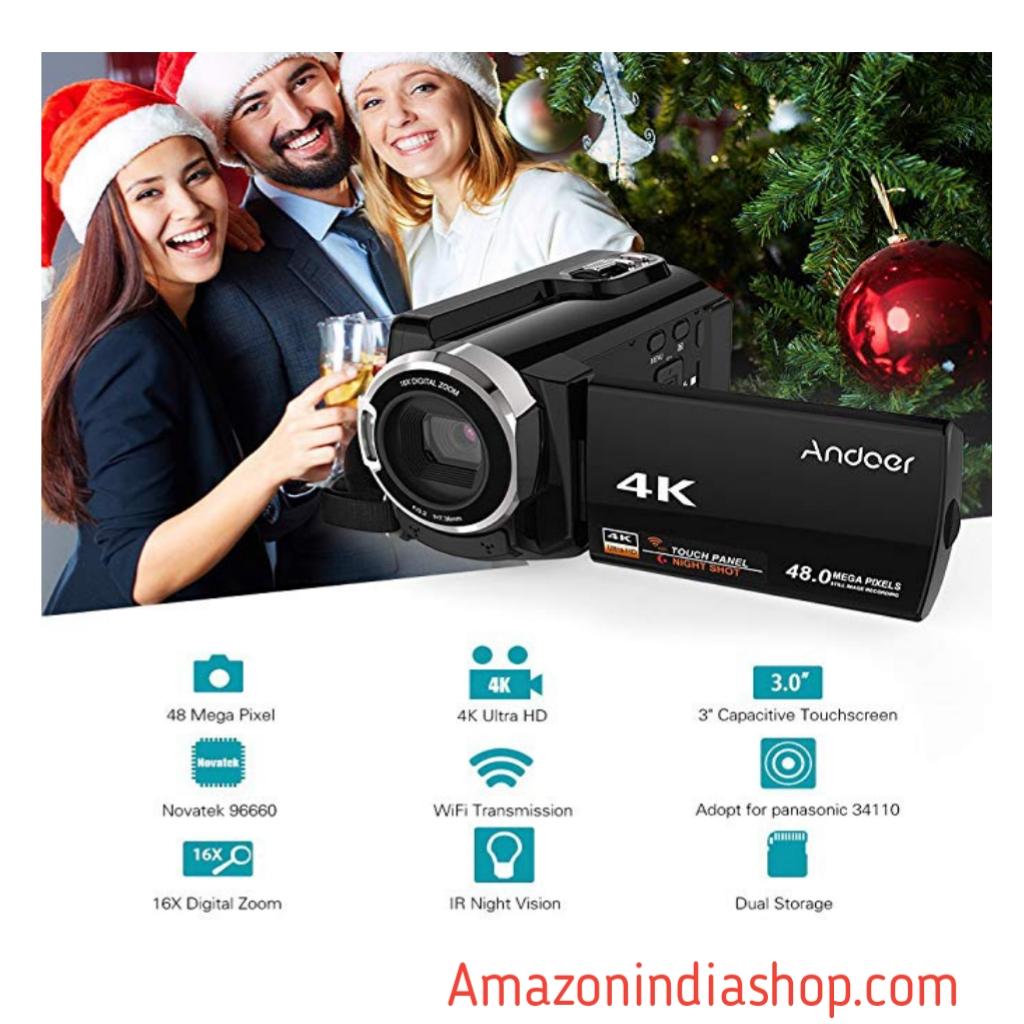 low price 4k digital camera