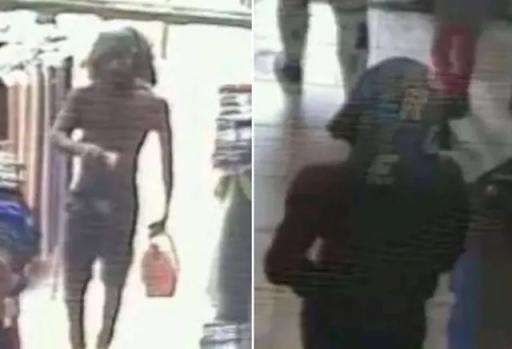 Shoplifters break Gap store security agent's nose
