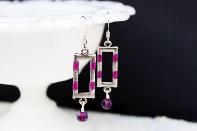 Vintaj Patina Chain Link Earring Tutorial