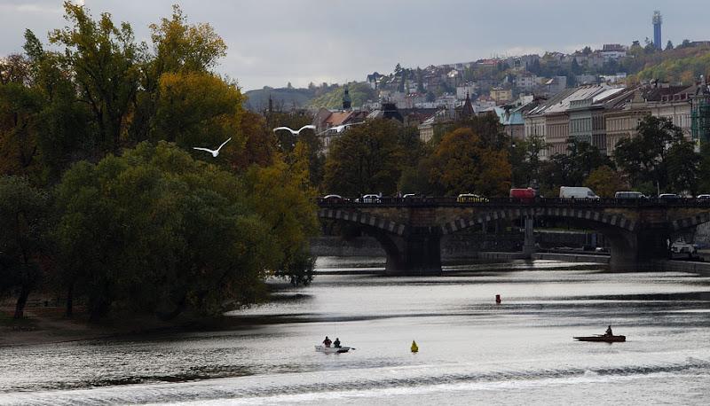 Autumn in Prague