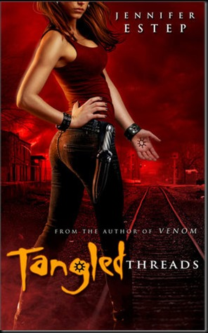 Tangled Threads  (Elemental Assassin #4)