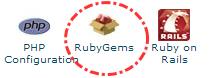 Tombol RubyGems