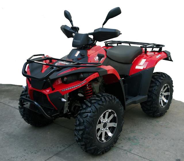 500 Linhai Quad Bike ATV Farm 4x4