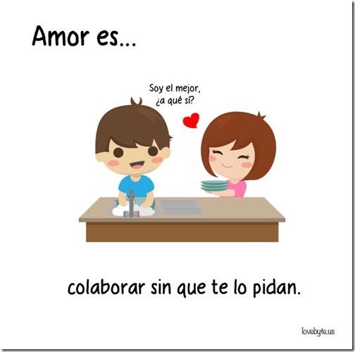 el amor es  (12)