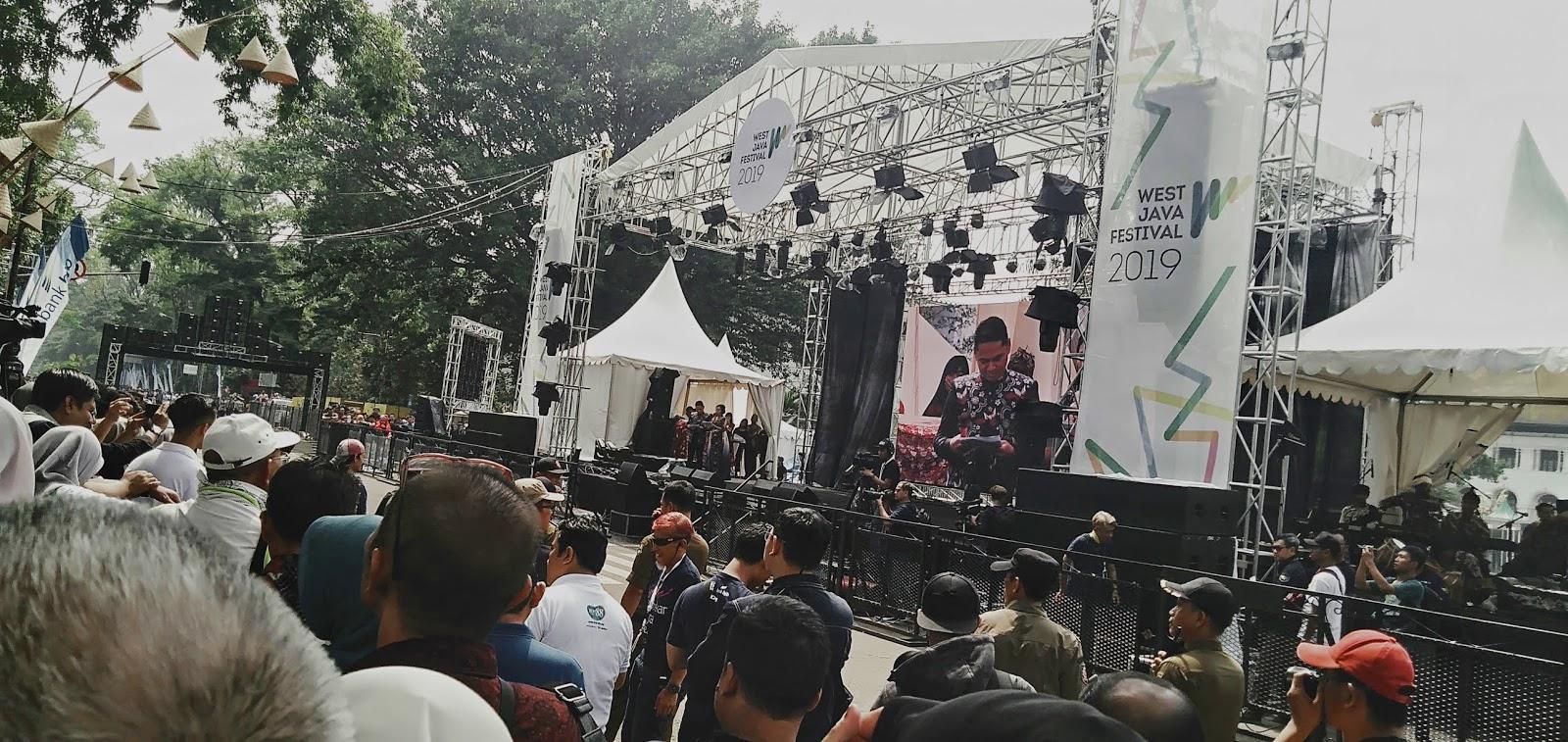 West Java Festival 2019, resmikan Jabar sebagai Provinsi Wisata Indonesia