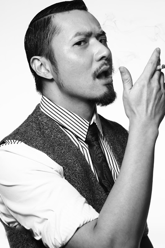 Liu Zhuoting China Actor