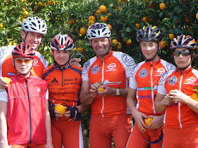 Trainingslager Calpe 2007