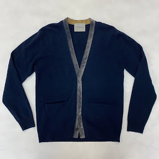 Undercover Wool Cardigan