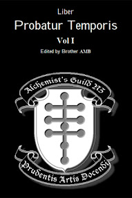 Cover of Brother AMB's Book Liber Probatur Temporis