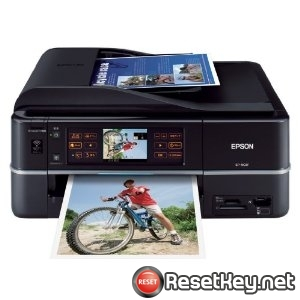 WIC Reset Utility for Epson EP-903F Waste Ink Pads Counter Reset