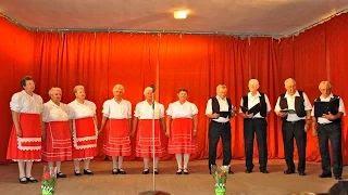 Juta Szivárvány Nyugdíjas Klub Énekkar - Somogyi gyűjtésű népdalok video