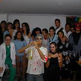 Fiesta Halloween Unidad Scout