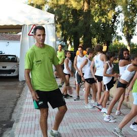 Cross de Barbaño y Peña del Águila, Club Atletismo Montijo