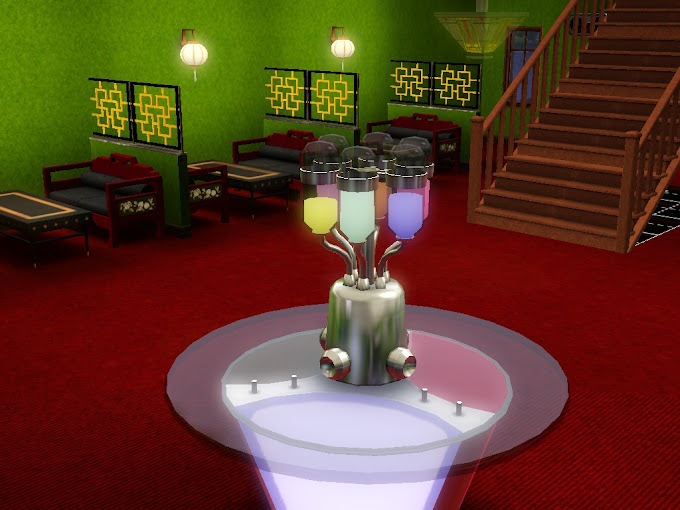 sims3 night club