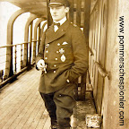 Officer Cadet – pilot Karl Meyer
