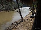 Chiang Mai - da ist er noch brav, der Raftingfluss