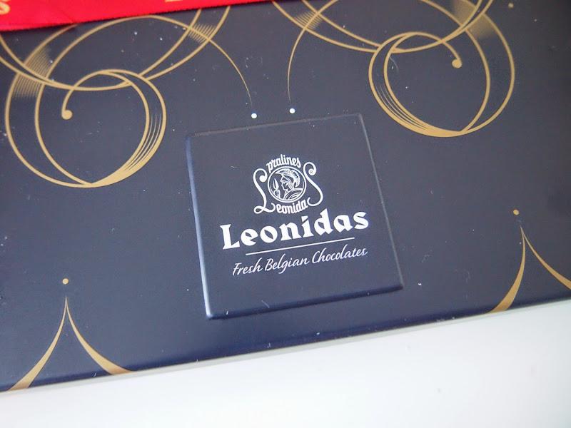Leonidas(レオニダス)のチョコレート