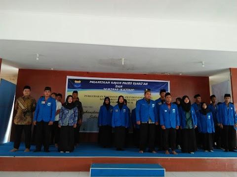 Seminar Warnai Pelantikan Rayon Beriun dan Rayon Ahwal Al Syakhsyiah