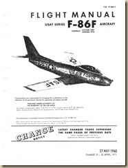 F-86F Flight Manual_01