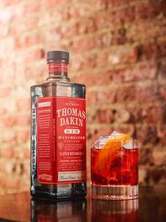 Thomas Dakin Gin, Christmas cocktails, Gin, Gin cocktails, Gerry's Kitchen