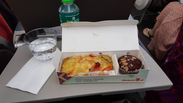 In flight meal untuk seat economy – MALINDO