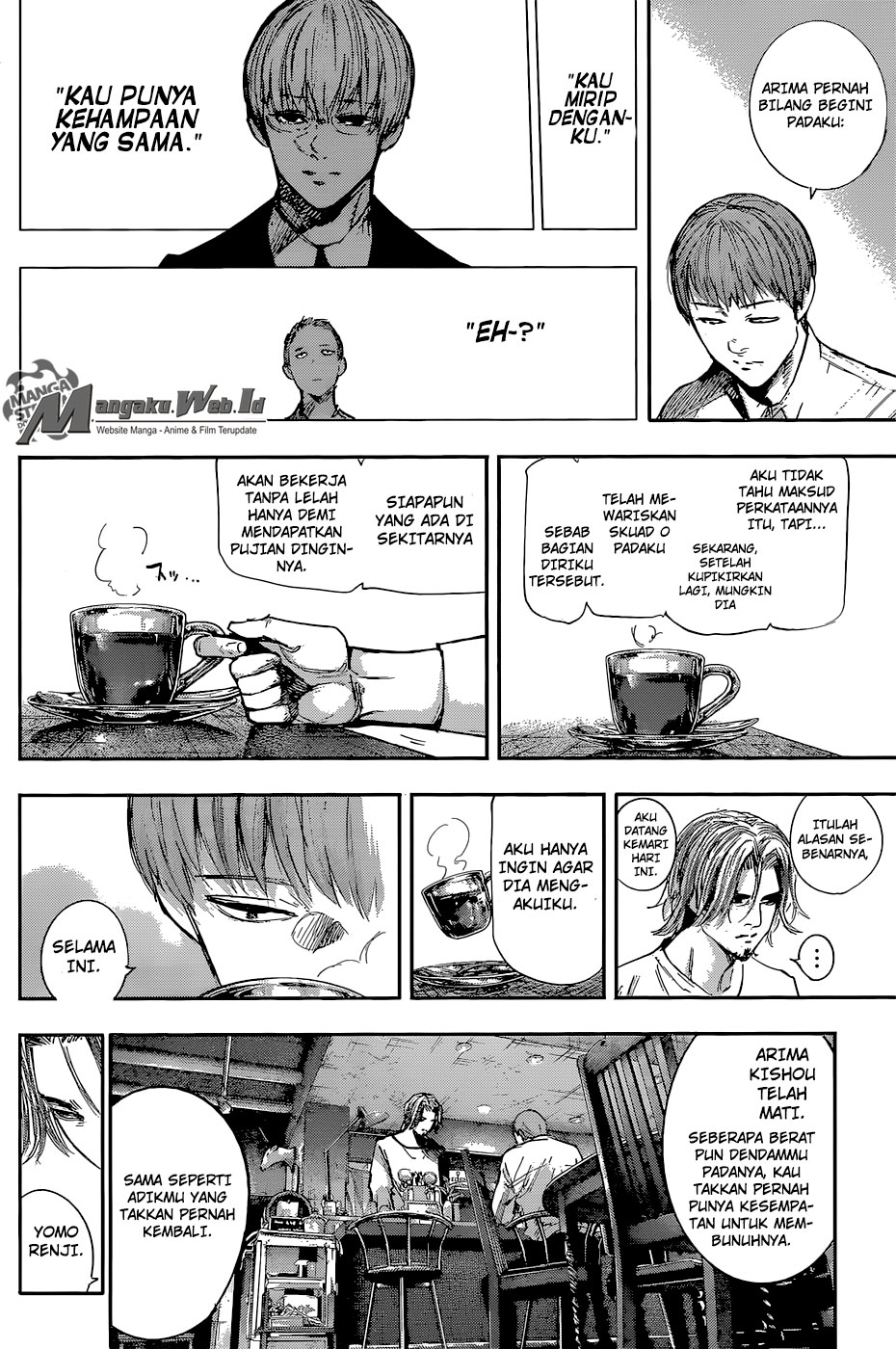 Tokyo Ghoul: Re Chapter 101-11