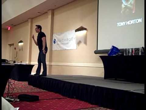Tony On Fitness, Tony Horton