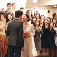 Wedding photographer Yoseb Choi (josephchoi). Photo of 11.10.2018